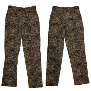 Context Lord & Taylor High Rise Lounge Pants sz S